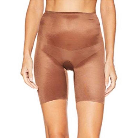 4545429ef4 SPANX Intimates & Sleepwear   Last One Skinny Britches Shorts Medium ...
